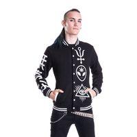 DEALER VARSITY JACKET: College Jacke mit Print – Bild 2