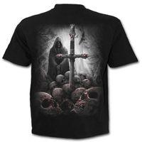 Plus Size - SOUL SEARCHER: beidseitig bedrucktes T-Shirt – Bild 2