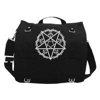 BW Kampftasche mit exklusivem Print Pentagramm in Ornamenten