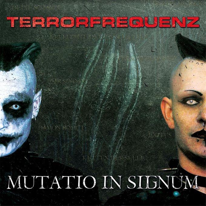 Terrorfrequenz - Mutatio In Signum (CD)