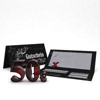 DarXity Gutschein 50 Euro für den Webshop oder den Store in Leipzig