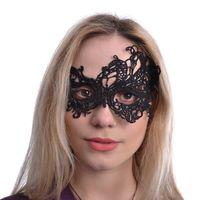 Lace Mask, Spitzen Maske