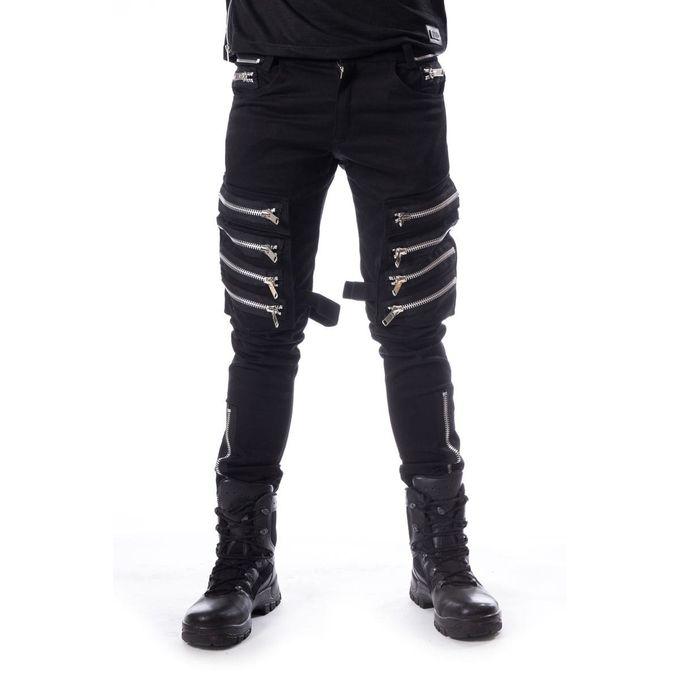 Aino Pants - Gothic Baggy Hose