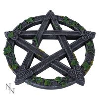 WICCAN PENTAGRAM: Wandrelief