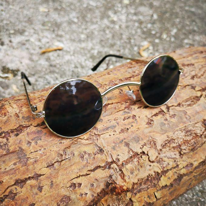 VAMPIRE SUNGLASSES: Sonnenbrille mit runden Gläsern