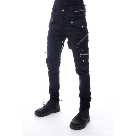 LAST RESORT PANTS: lange Herren Hose