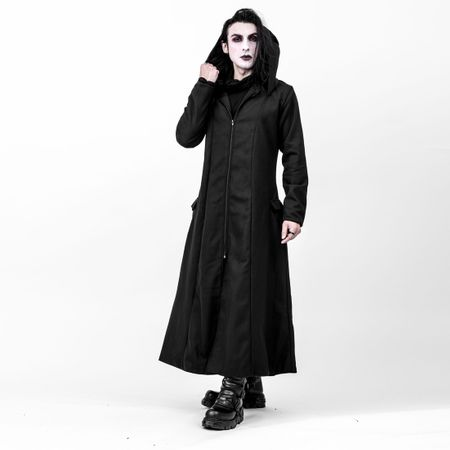 HIGHWAYMAN COAT: langer Herrenmantel