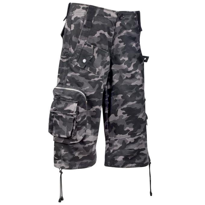 Army Shorts Camouflage - kurze Military Camo-Hose