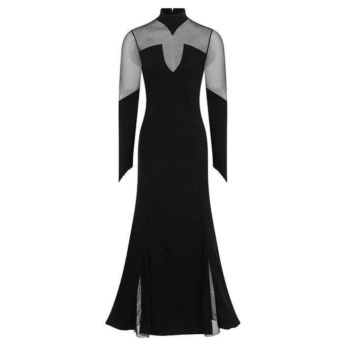 Amaterasu Dress - eng anliegendes Gothic Kleid