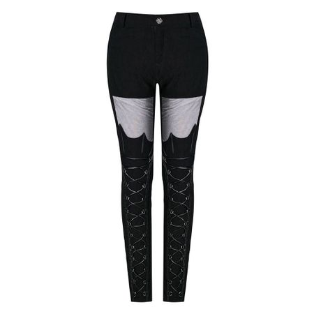 BAT WING LEGGINGS