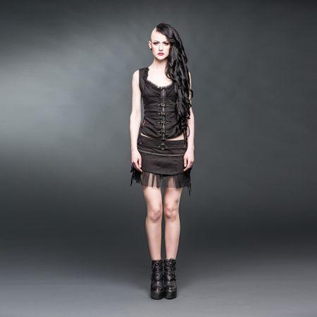 Gothic Minirock
