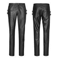 Nergal Trousers aus Kunstleder – Bild 5