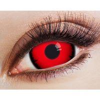 Mini Sclera Volturi 17mm - rote Sclera Kontaktlinsen