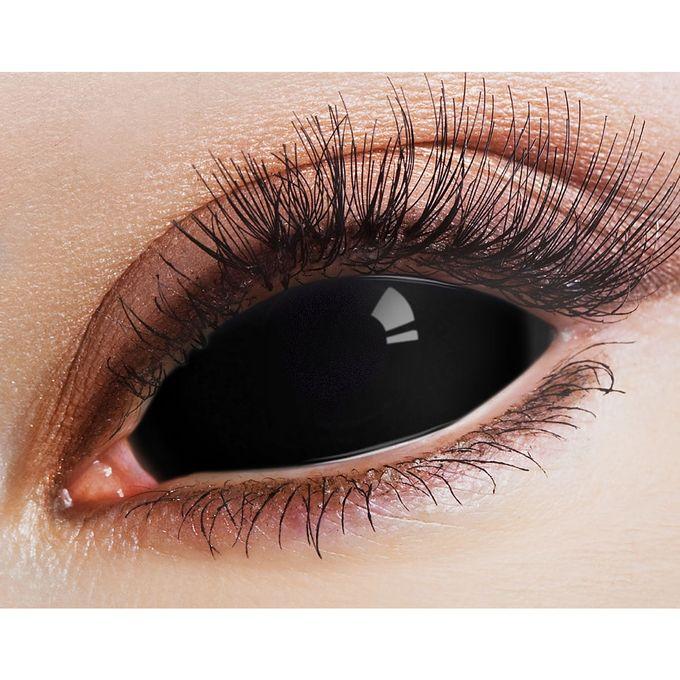 Sclera Black 22mm - Vollschalen Kontaktlinsen