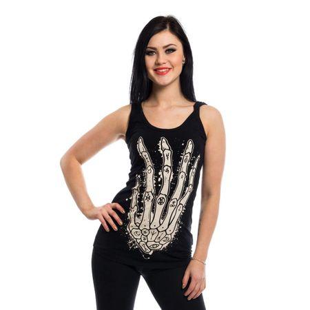 CURSED VEST - Muscle Shirt mit großem Print