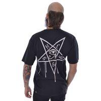 LAST WEDNESDAY: kurzärmeliges Shirt mit Wednesday Addams Print – Bild 2