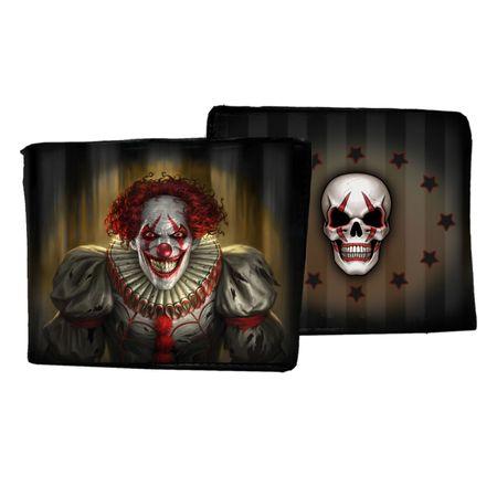 EVIL CLOWN - James Ryman Geldbörse mit Clown