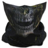 Steam Punk Reaper Face Wrap: Loopschal mit Steam Punk Reaper