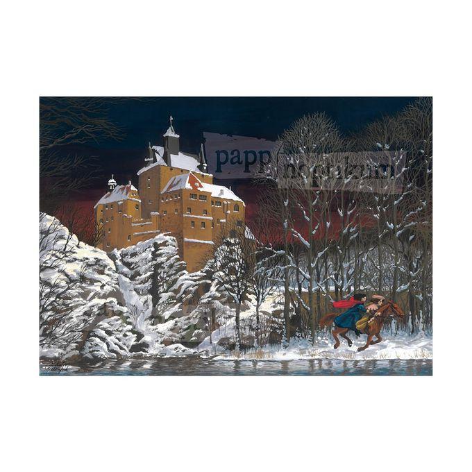 Schneewittchen - Burg Kriebstein Adventskalender
