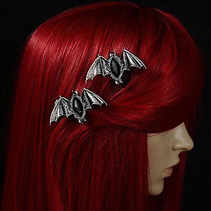 Carpe Noctem Fledermaus Haarklemmen