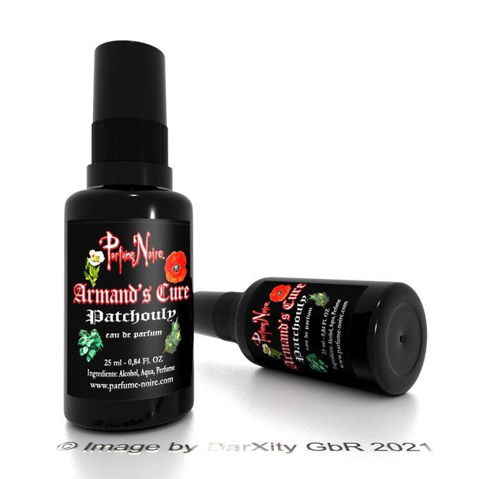 Armand's Cure – 25ml – Parfüm mit Patchouli, Opium und Zedernholz