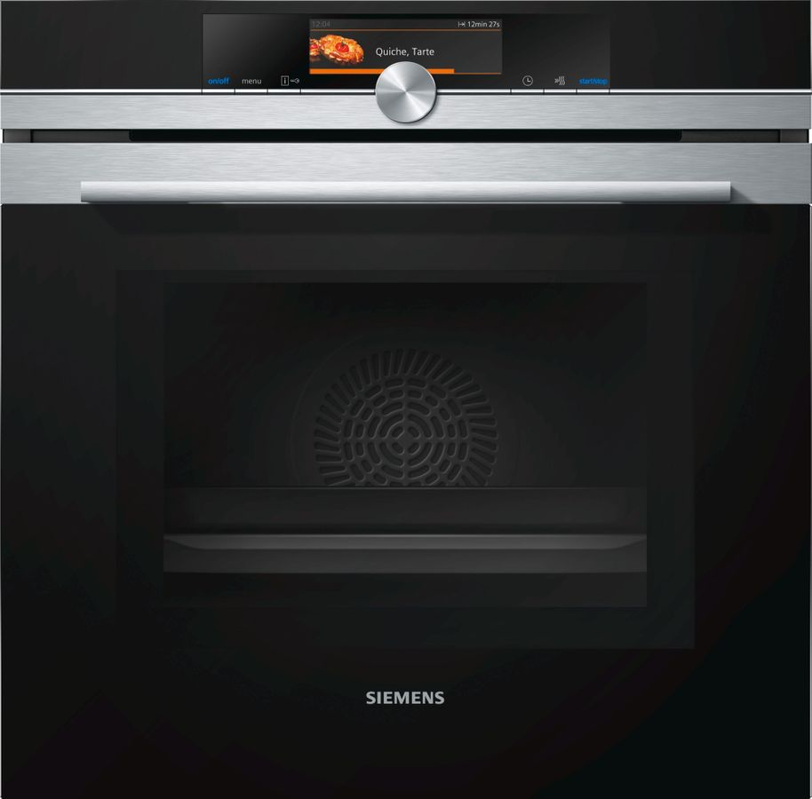 siemens hm678g4s1 iq700 backofen mit mikrowelle elektroger te backofen. Black Bedroom Furniture Sets. Home Design Ideas
