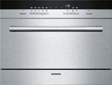 SIEMENS SK75M521EU speedMatic Modular-Geschirrspüler Einbaugerät »Höhe 45cm« - Edelstahl