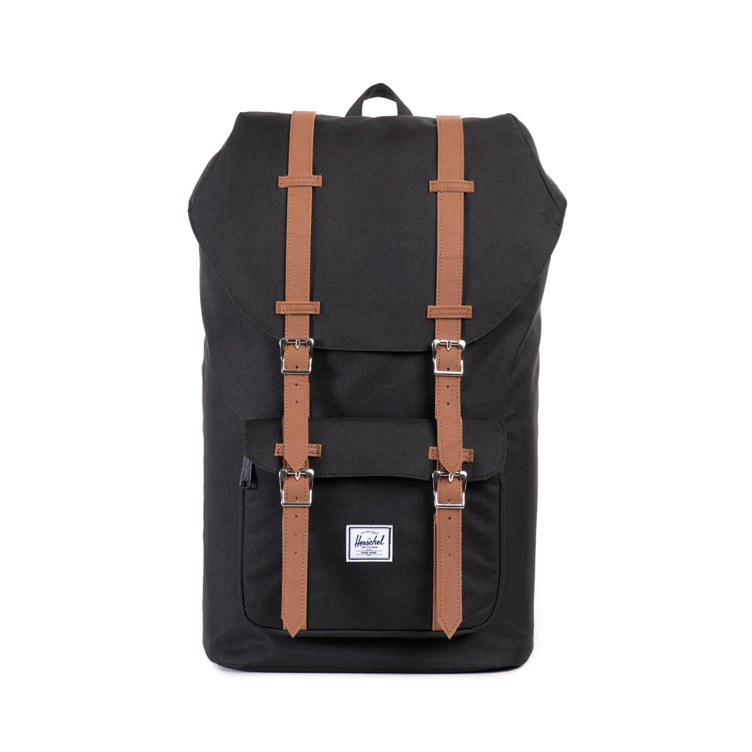 Herschel Little America Backpack Schwarz