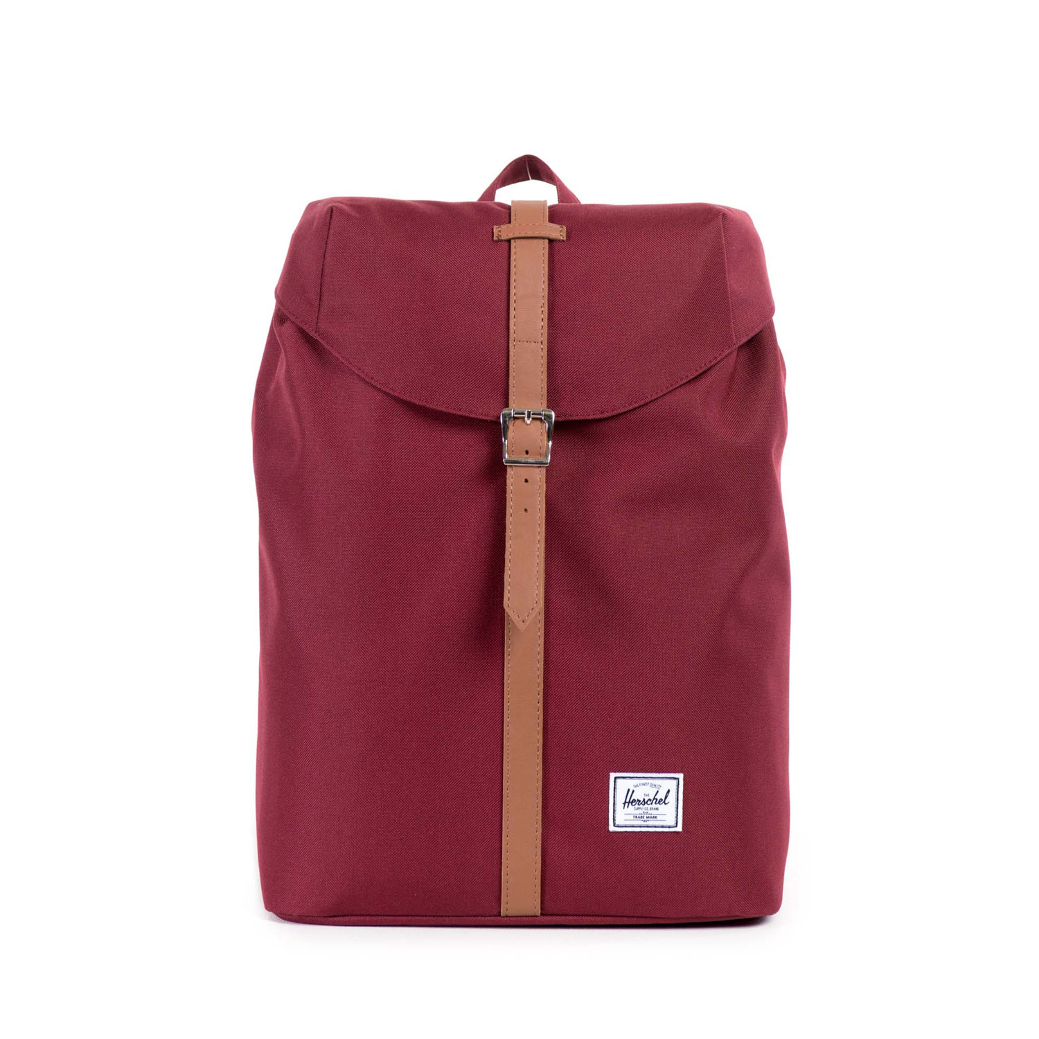 Herschel Post Backpack Mid Volume Weinrot