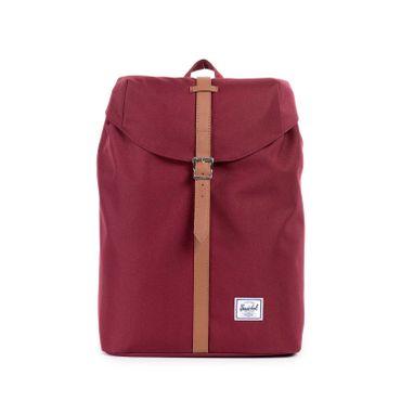 Herschel Post Backpack Mid Volume Weinrot