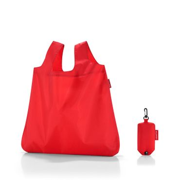 Reisenthel Mini Maxi Shopper Pocket Rot
