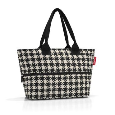 Reisenthel Shopper E1 Fifties Black