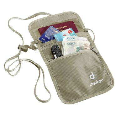 Deuter Brustbeutel Security Wallet II Beige