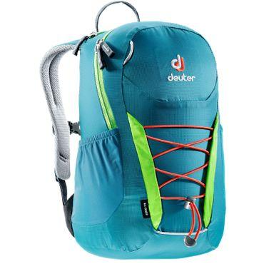 Deuter Kinderrucksack Gogo XS Blau-Grün