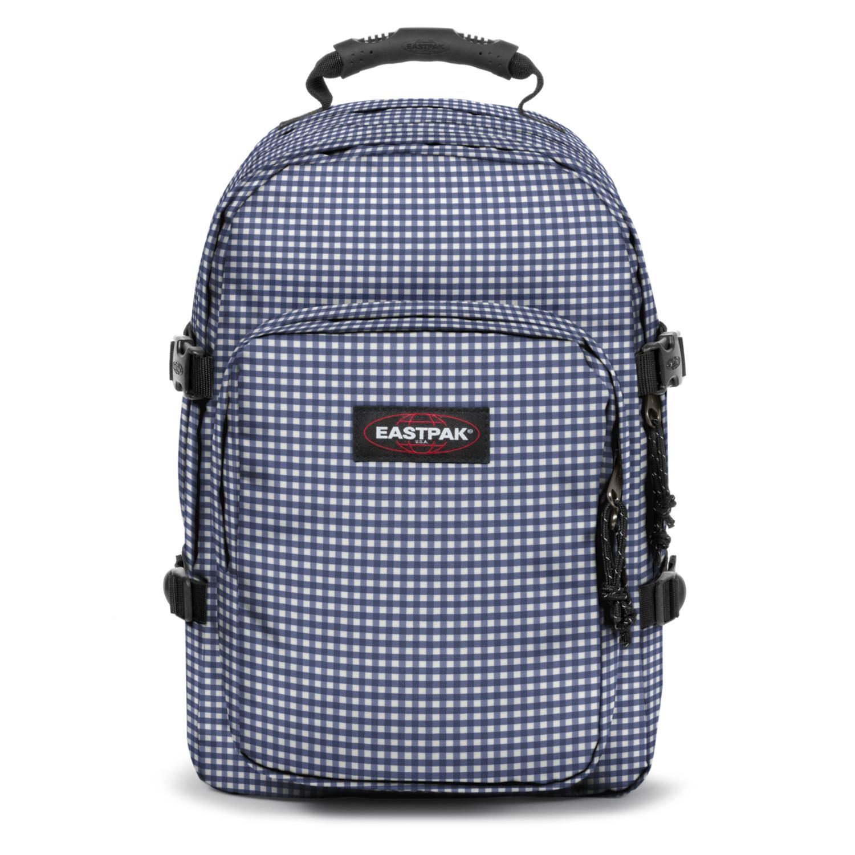 Eastpak Unisex Laptop-Rucksack Provider Blau Karo