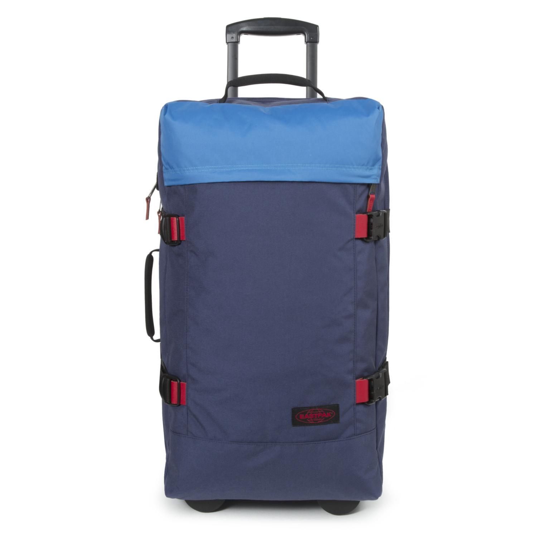 Eastpak Trolley-Reisetasche Tranverz L Combo Blau
