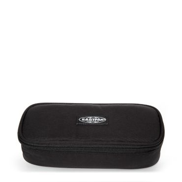 Eastpak Schlamperetui Oval Charged Black Schwarz