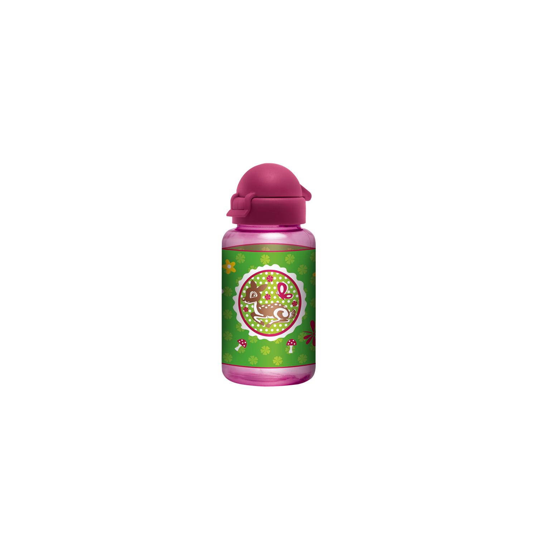 Scout Trinkflasche Sweety Grün Pink 350 ml