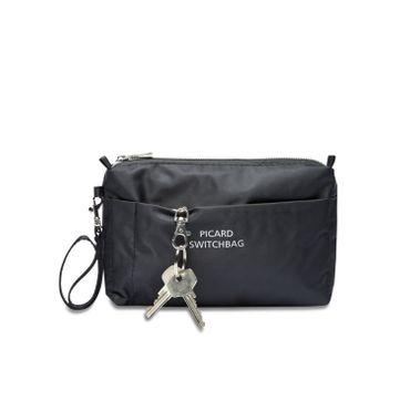 Picard Handgelenkstasche Switchbag Small Schwarz