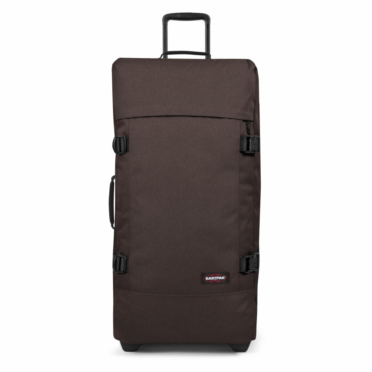 Eastpak Trolley-Reisetasche Tranverz L Crafty Brown