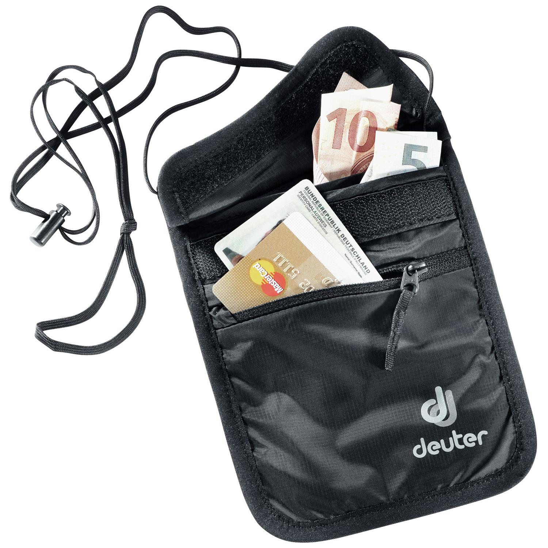 Deuter Brustbeutel Security Wallet II Schwarz