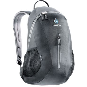 Deuter Nylonrucksack City Light Schwarz
