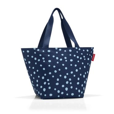 Reisenthel Shopper M Spots Navy