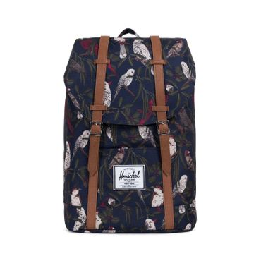 Herschel Laptoprucksack Retreat Peacoat Parlor
