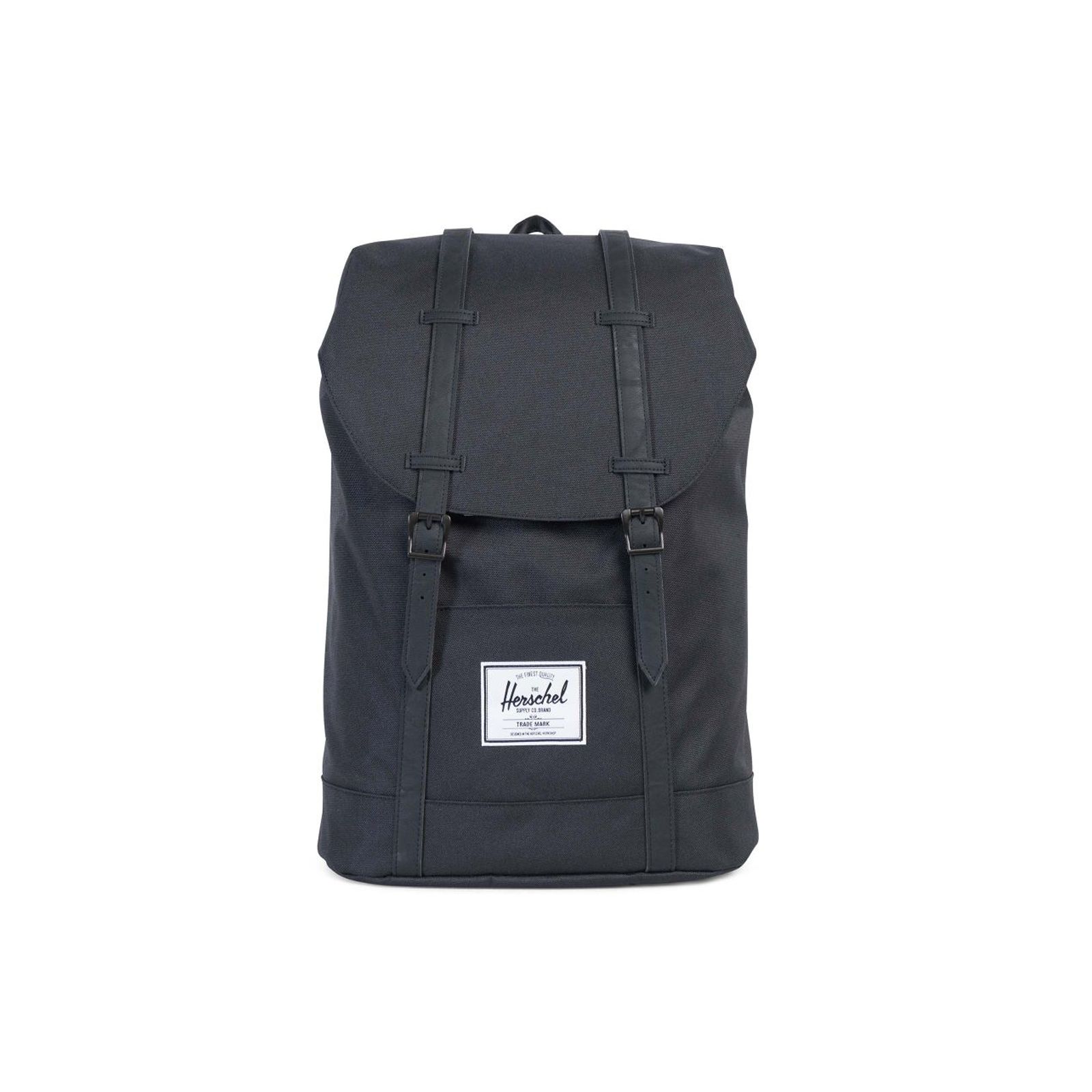 Herschel Laptoprucksack Retreat Black Black