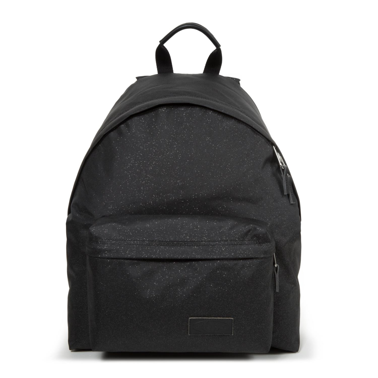 Eastpak Unisex Padded Pak'r Rucksack Sparkley Black