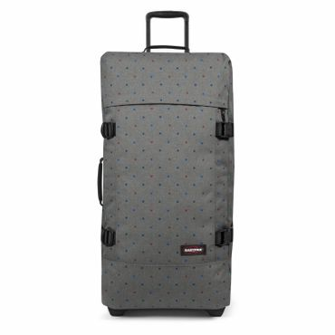 Eastpak Trolley Traverz L Design Trio Dots (grau gepunktet)