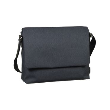 Jost Bergen Shoulder Bag Laptoptasche M Dark Grey