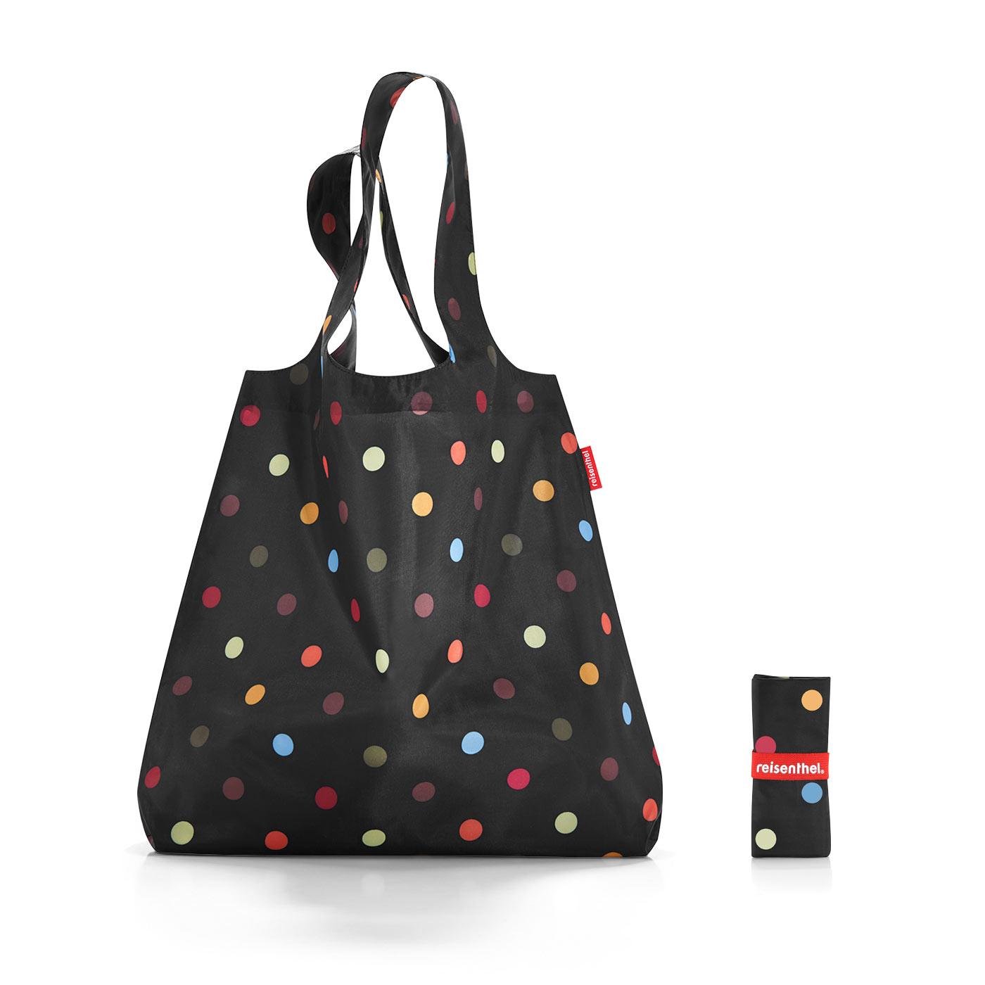 Reisenthel Mini Maxi Shopper Einkaufsbeutel Dots