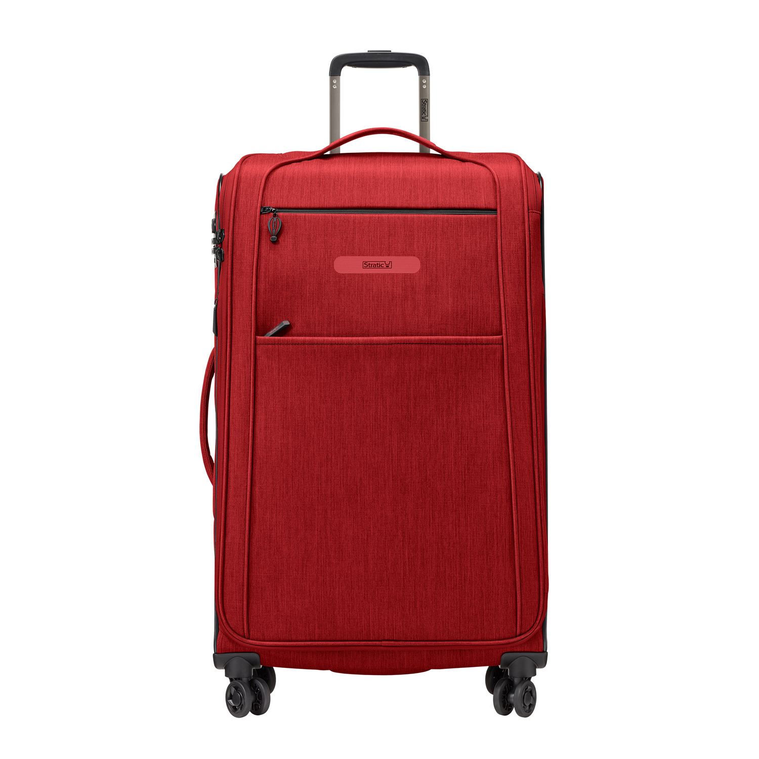 Stratic Floating Koffer Trolley Red 75cm